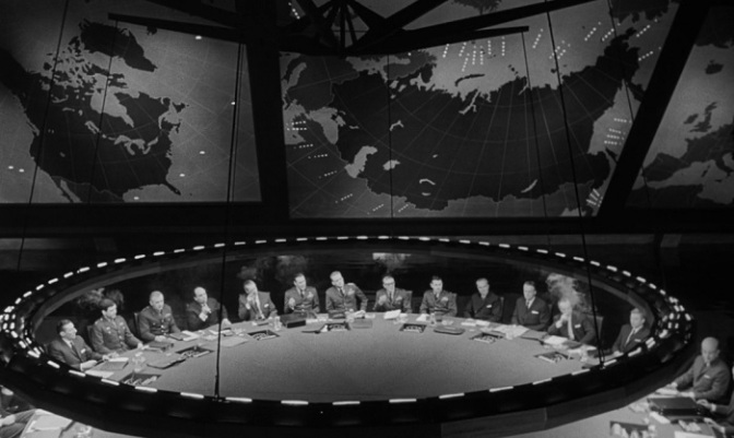 "All time classics: ""Dr. Strangelove or: How I Learned to Stop Worrying and Love the Bomb"" (1964)"