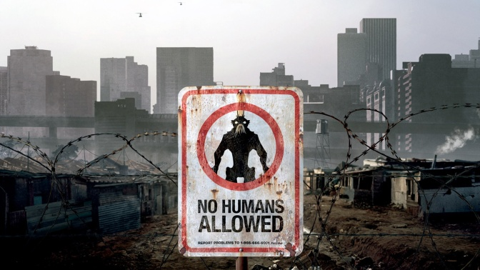 "All time classics: ""District 9"" (2009)"