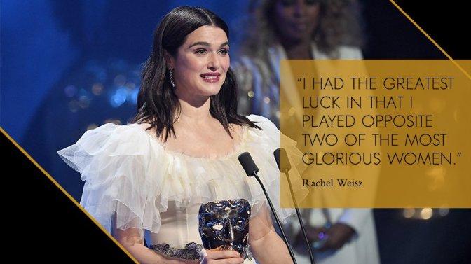 """Κουαρόν και """"Roma"""" οι νικητές των BAFTA - στην """"Ευνοούμενη"""" τα περισσότερα βραβεία!"""