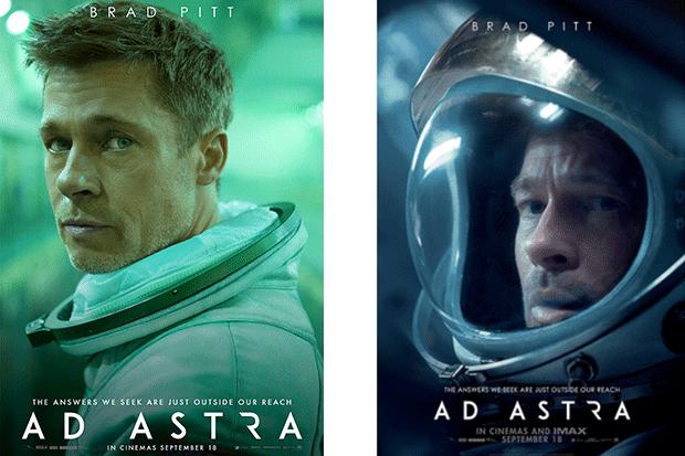 """Μπραντ Πιτ σε αποστολή στο διάστημα: Εντυπωσιακό νέο τρέιλερ για το """"Ad Astra"""""""