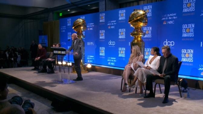 Χρυσές Σφαίρες 2019: Οι υποψηφιότητες
